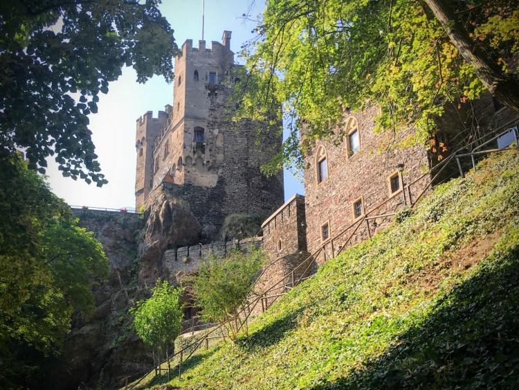 Castle Rheinstein Rhine