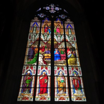 Cologne Cathedral Stained Glass