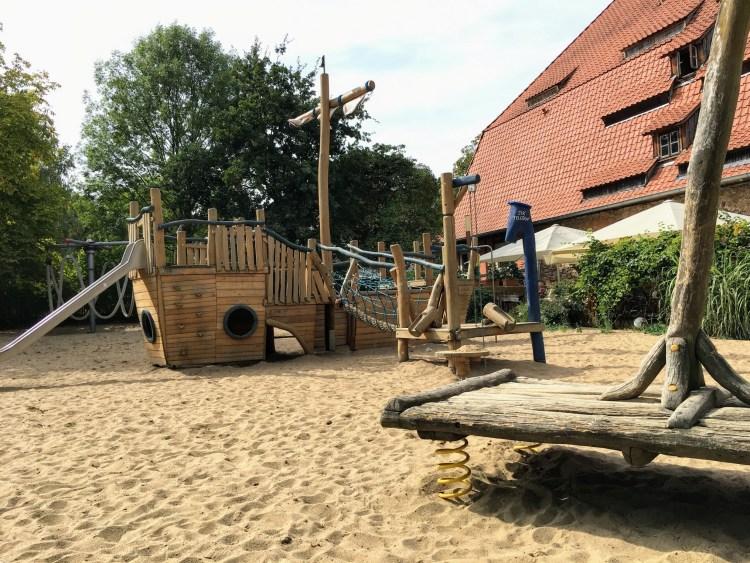 pirate playground germany