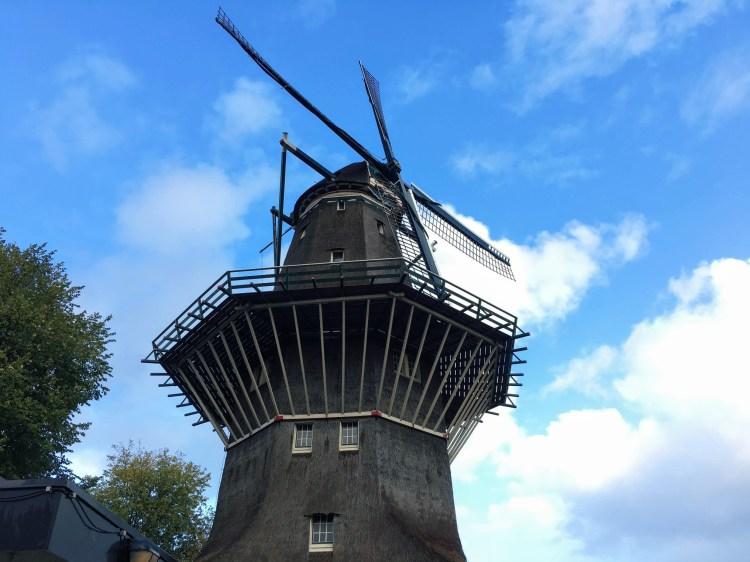 Brouwerij 't IJ windmill amsterdam
