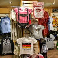 Bavarian Inn Frankenmuth giftshop clothes