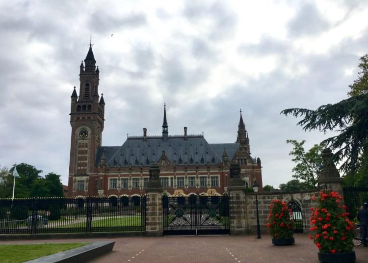 palace the Hague