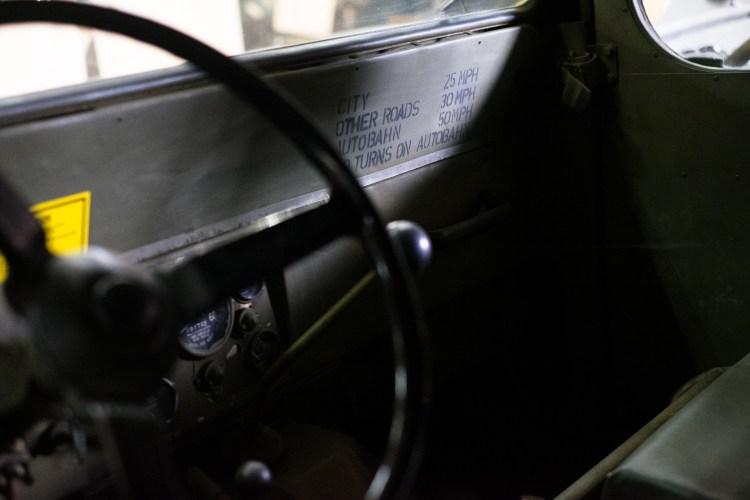 US army vehicle mödlareuth