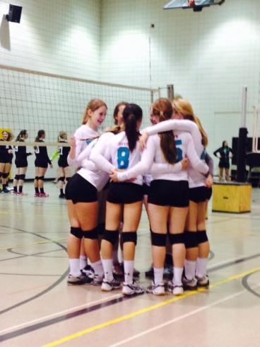 Oahe Elite Volleyball Club