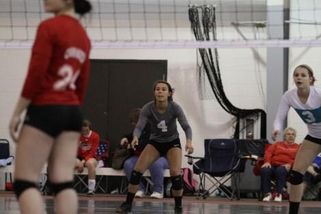 Oahe Elite 16s in Jamestown - Sara Herman