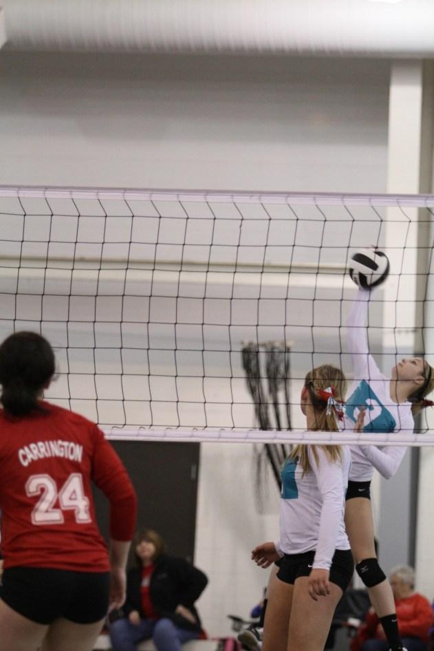 Oahe Elite 16s in Jamestown - Peyton Pietz