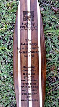 John Kelly Award