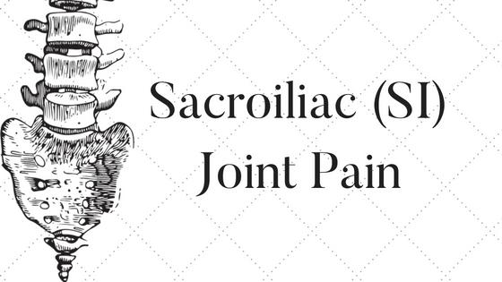 Sacroiliac (SI) Joint Pain