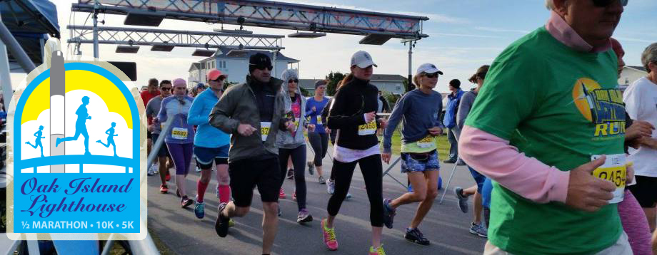 Oak Island Lighthouse 5K10K and Half Marathon