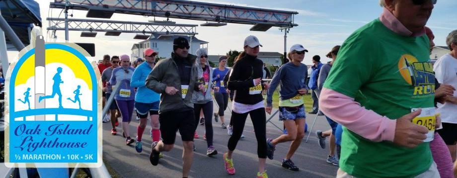 Oak Island Lighthouse 5K10K and Half Marathon