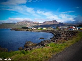 เมือง Borgarfjörður Eystr
