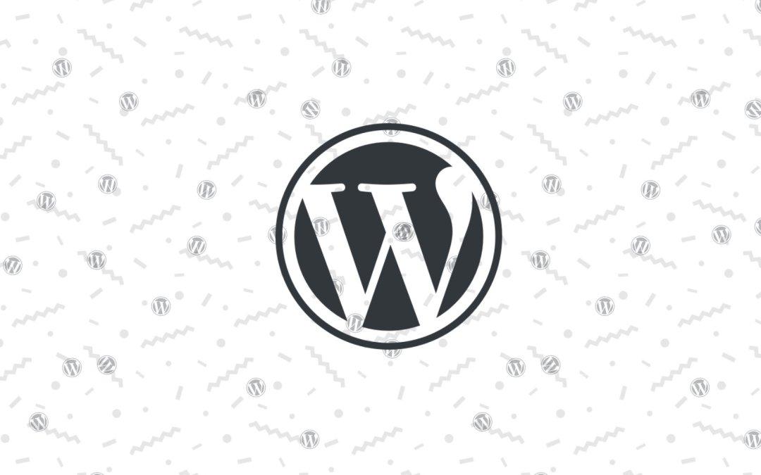 WordPress, le CMS en 2020