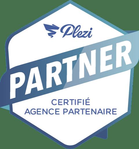 Logo partenaire Plezi agence certifiée