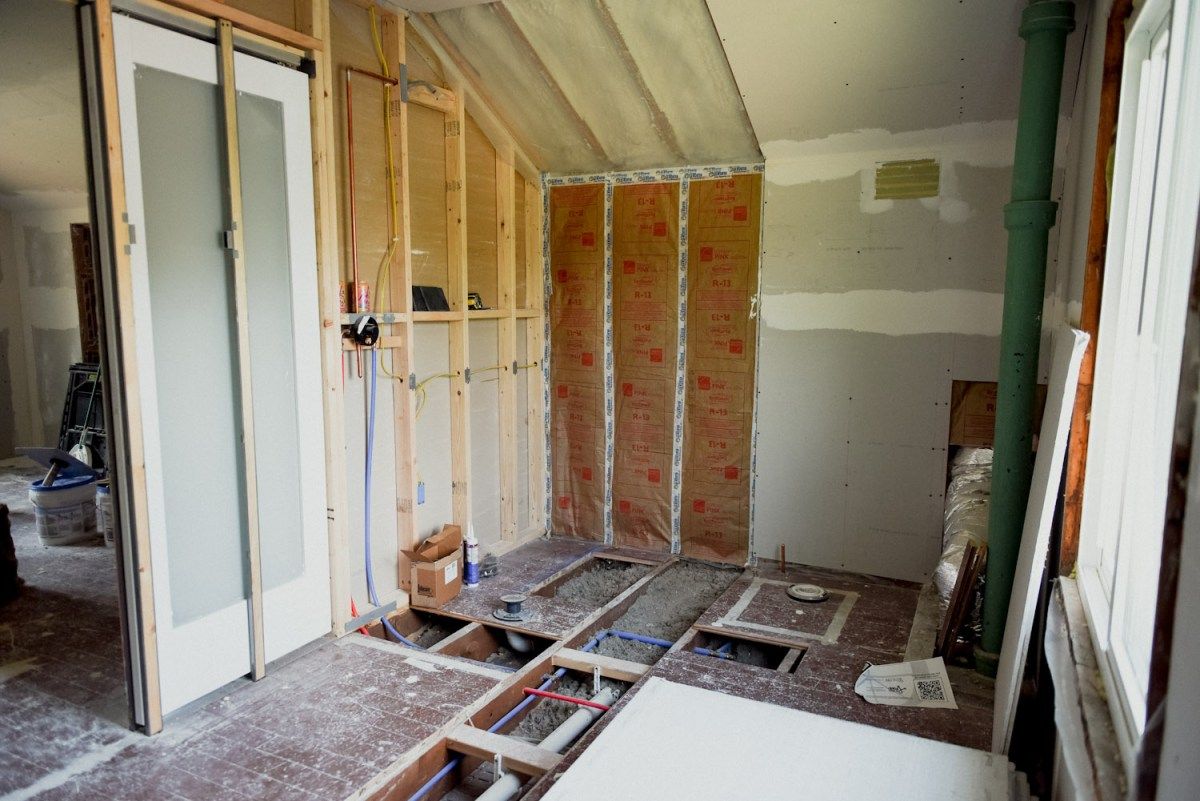 How To Heat Up Bathroom With Electric Heat Oak Abode