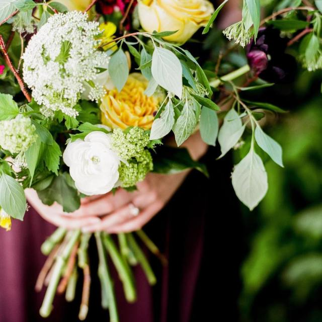 Bouquet by rabbitsandbears Image by brittanymahood From the oakandlily staffhellip