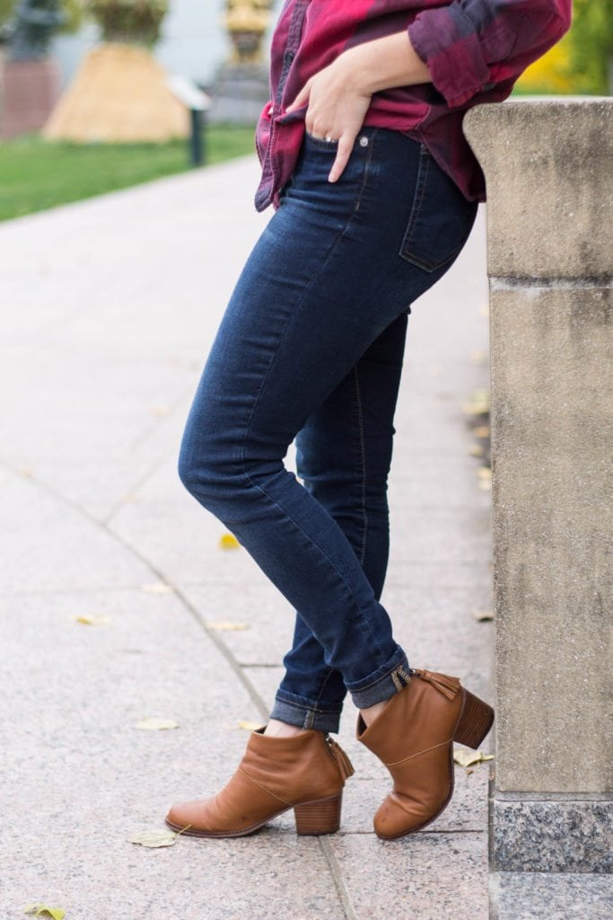 These Toms Boots so perfect for fall!