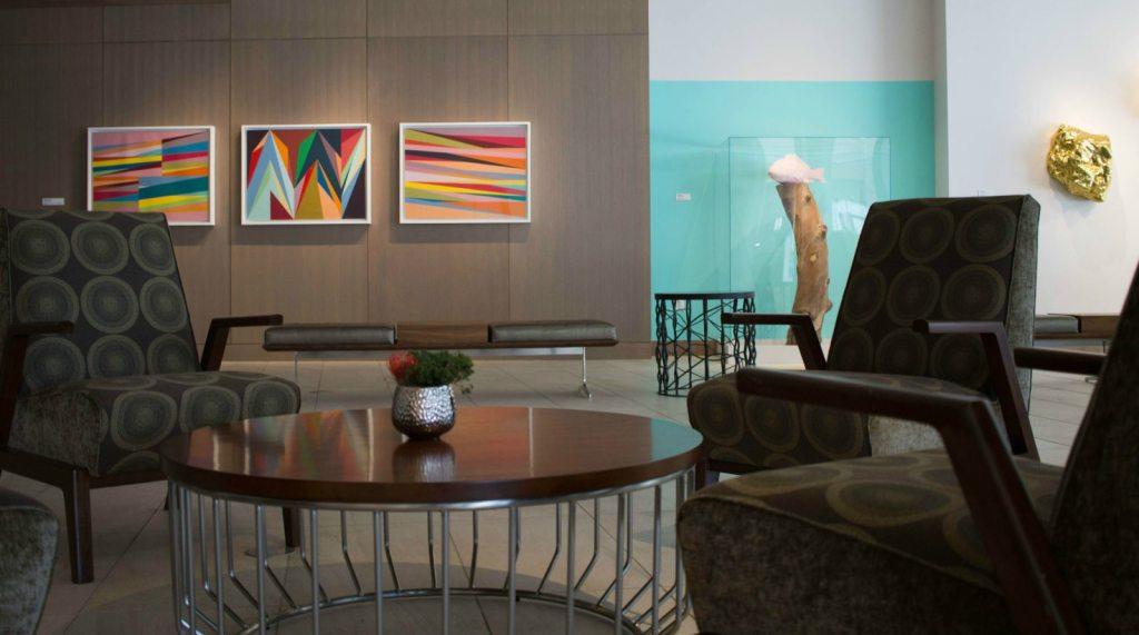 The ART Hotel in Denver Colorado