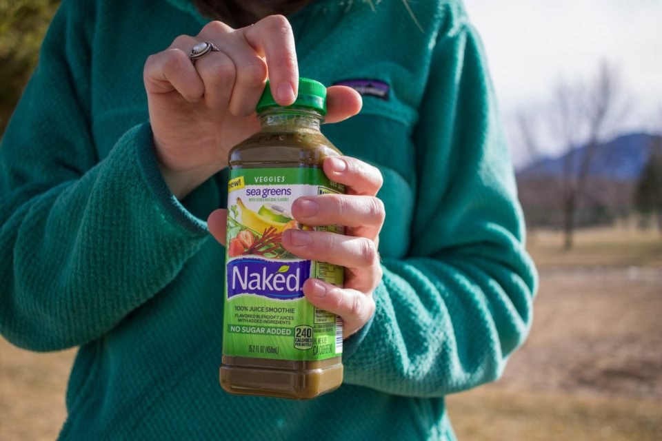 Park Days in Colorado with Naked Juice.