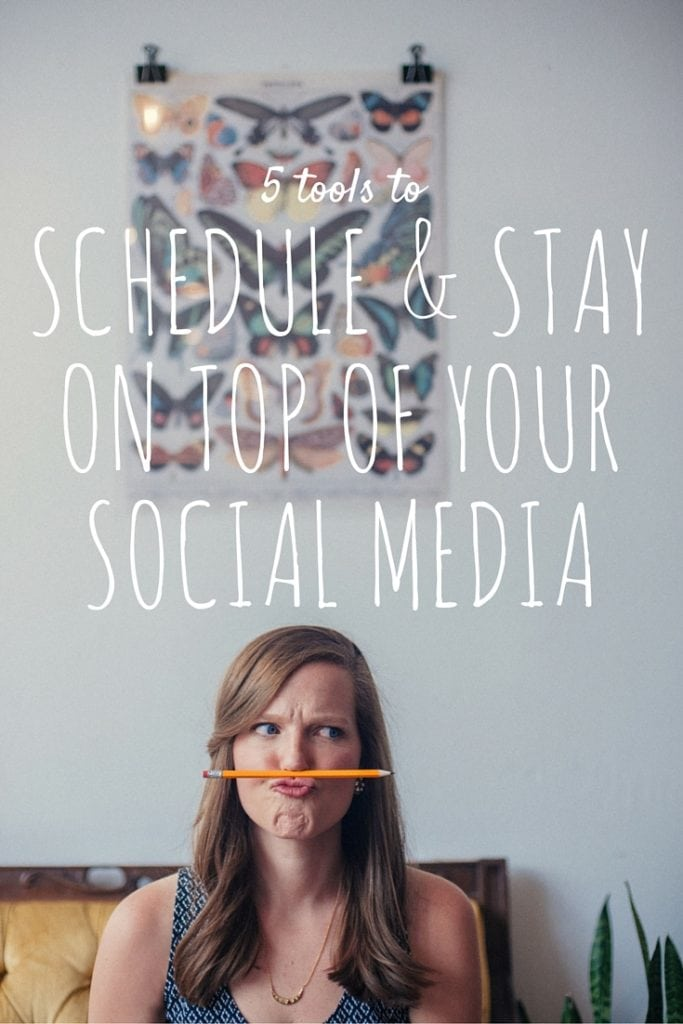 This is a great list of 5 super helpful social media schedulers so that you can stay on top of your social media game without investing hours every day! Every blog/ brand/ business needs to read this! Click through to check out the list and find the ones that work best for you!