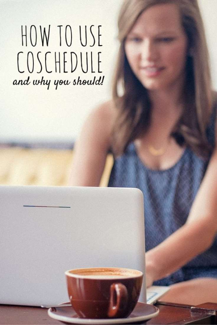 Looking to schedule your social media? Look no further! Coschedule is the best if you are on WordPress! How to use coschedule and why you should --> click through!