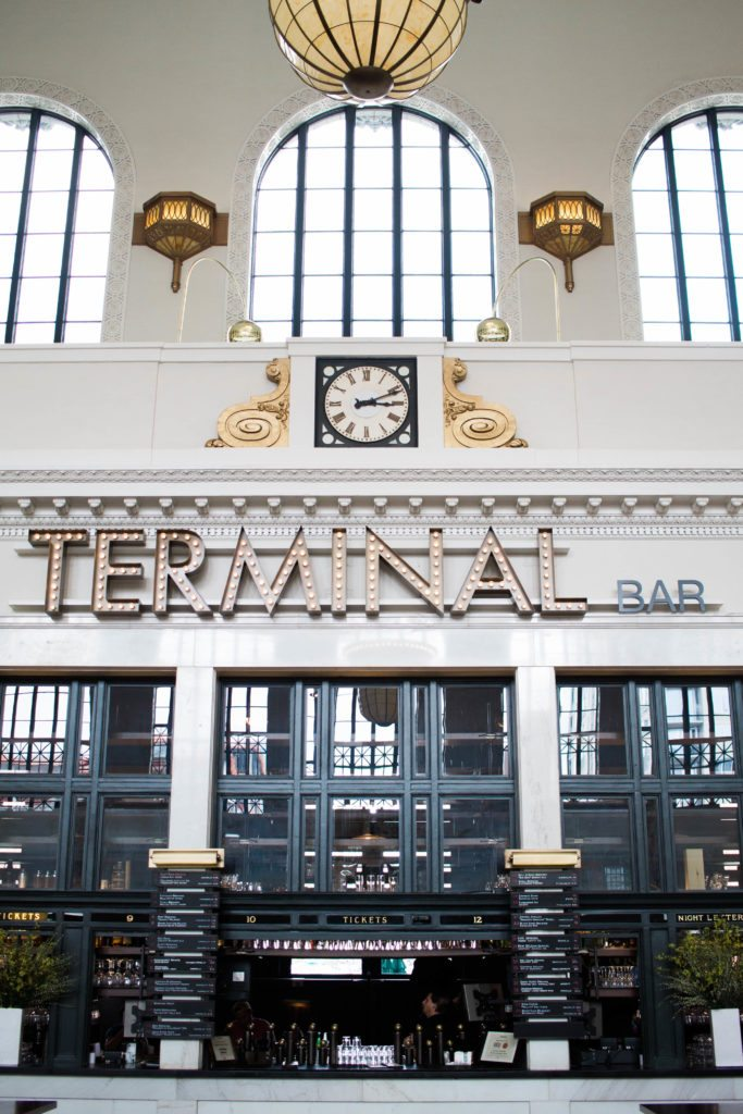 An afternoon in Denver - hanging out at Union Station!