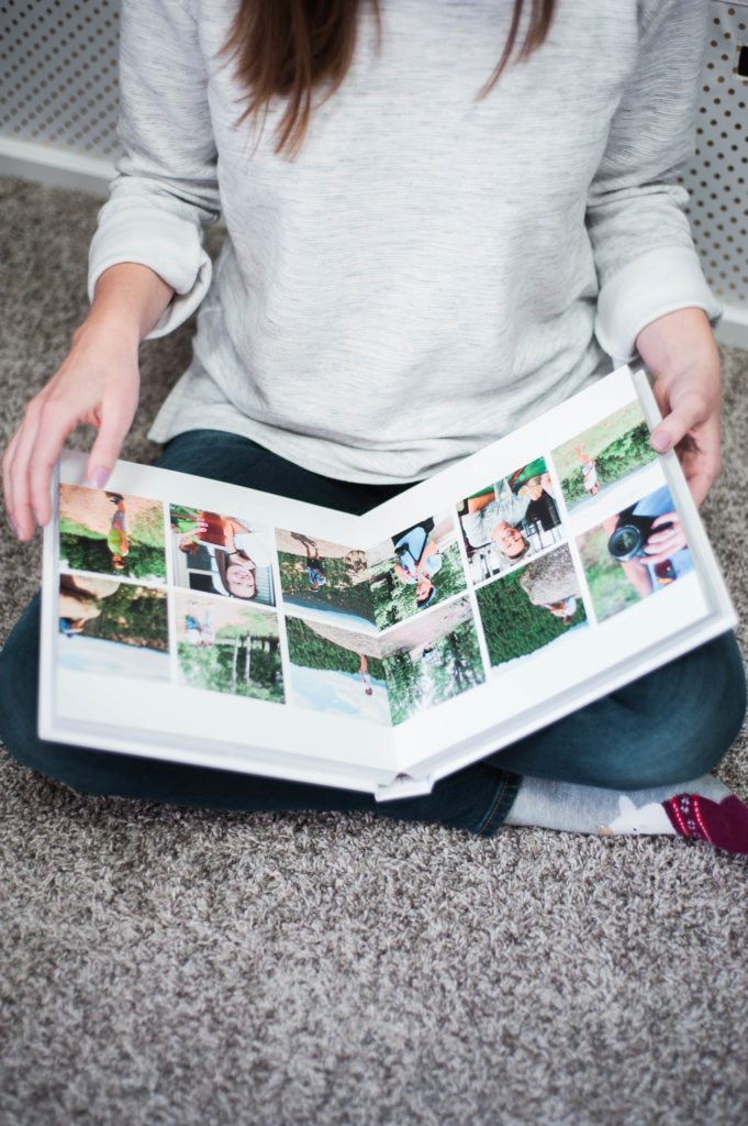 Create a Yearbook for your life ( yearbooks shouldn't just be for high schoolers!) #mixbook