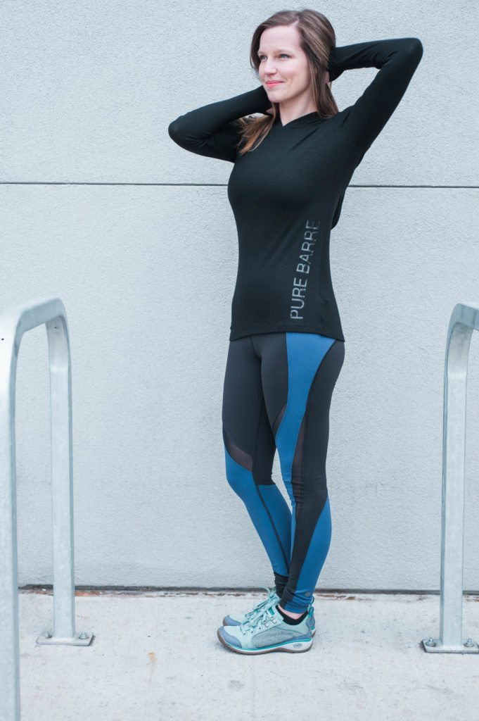 Pure Barre Style - what to wear to your pure barre class.