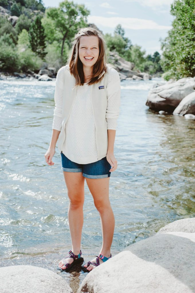Chaco Favorites this summer - Elizabeth Mayberry Lifestyle blogger wearing Chacos