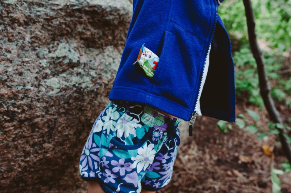 Nurture Wonder and get outside with Clif Kid and Lifestyle Blogger Elizabeth Mayberry of Oak + Oats