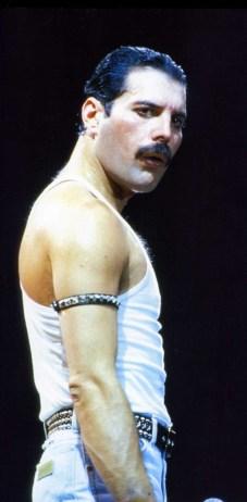 Freddie Mercury, Inspirational People