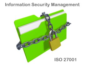 Information Security Management System, ISO271001