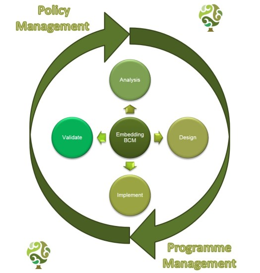 Business Continuity Management System Lifecycle