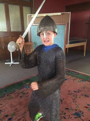 viking camp oakeshott