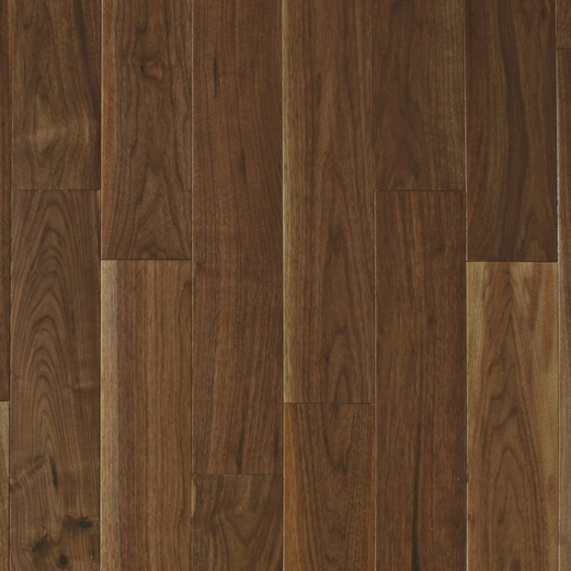 Norske Walnut Pixie Lacquered Engineered Wood Flooring