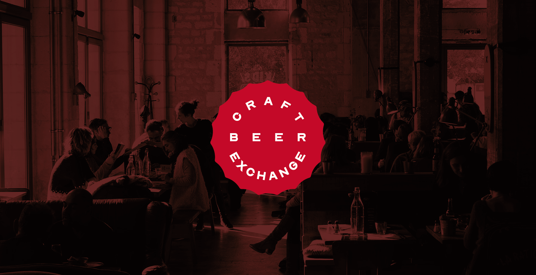 Craft Beer Exchange Logo