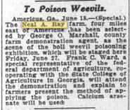ray_neal-angus_documents_newspaper-articles_to-poison-weevils-on-farm_19-june-1919_atlanta-constitution_atlanta-ga_newspapers