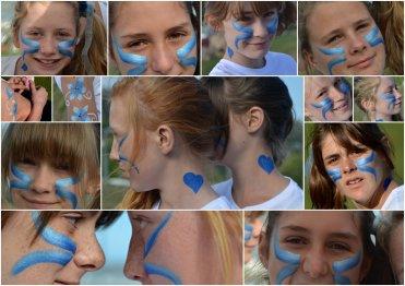 Bendigo Hockey Spirit Collage