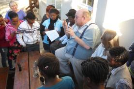 Percy Mdala Matrics 2011 Science Lesson