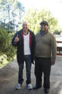 Percy Mdala Nicholas Njozela & Michael Spies