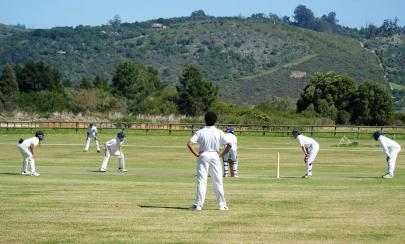 U15 Cricket vs Sentraal