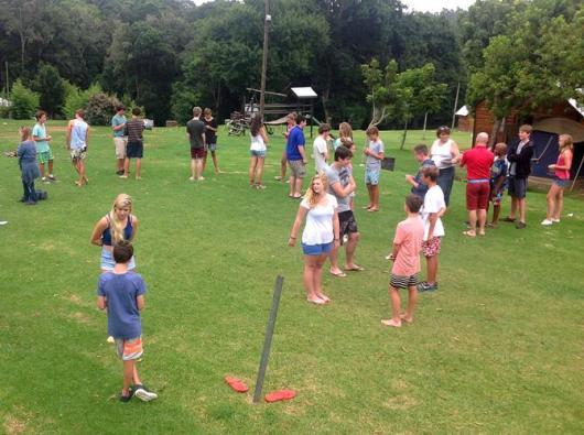 Grade-8-Orienatation-Camp-2015