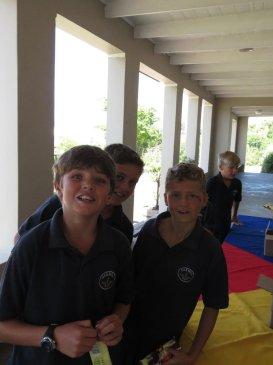 Oakhill 24th Birthday at School (10)