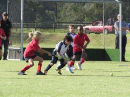 Oakhill U9 Boyus vs Riverwood U9 Boys (Copy)