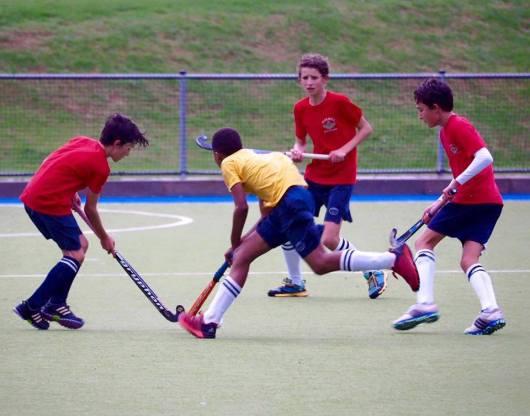 Prep Inter-House Hockey 11