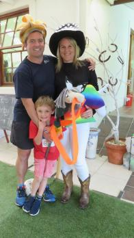 Litte Oaks Horses and Hats Derby (1)