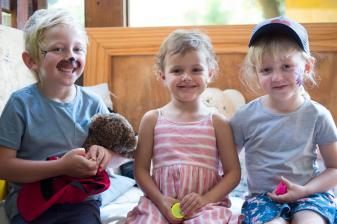 Oakhill Little Oaks Teddy Bears Picnic 2018 (1)