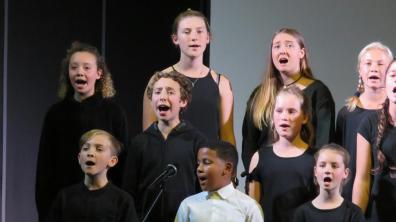 Greenwood Bay College Choir 2