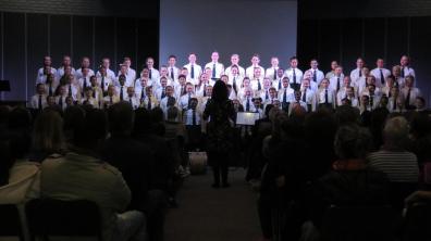 Knysna Primary Choir 1