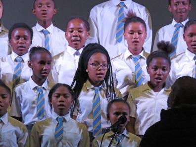 Percy Mdala Choir 2