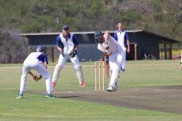 Oakhill 1st XI Cricket vs Oakdale (6)